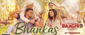 Bhankas Lyrics – Baaghi 3