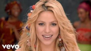 Waka Waka Lyrics - Shakira