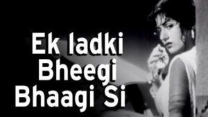 ek-ladki-bheegi-bhagi-si